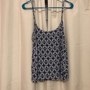 American Eagle Soft & Sexy Swing Tank